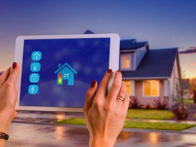 ogrzewanie smart home