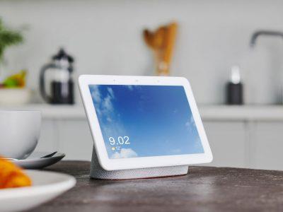 tablet w kuchni