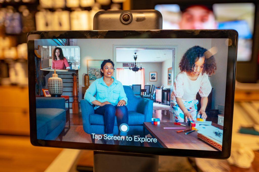 kamera w domu